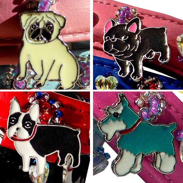 Breed Specific Charm dog collars