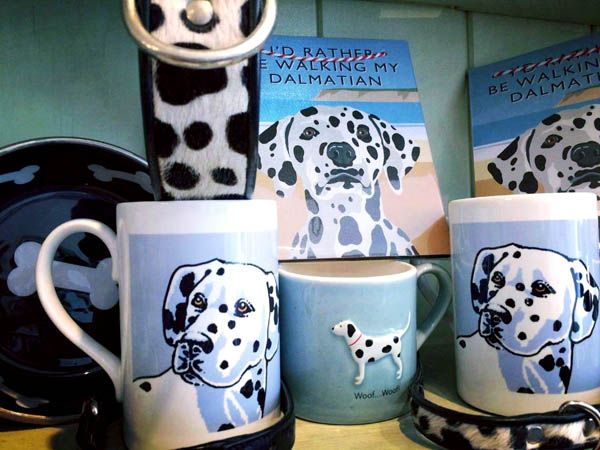 Dalmatian Lovers Stuff.  Prices from £7.50