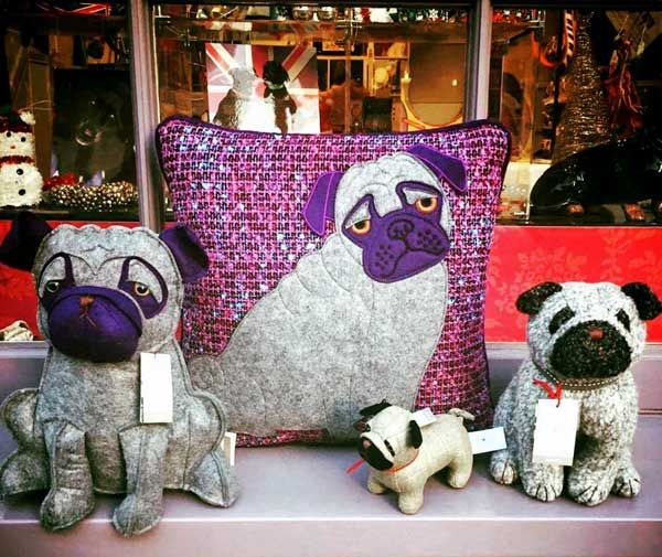 Pug Lovers Stuff.  Prices from £3.75