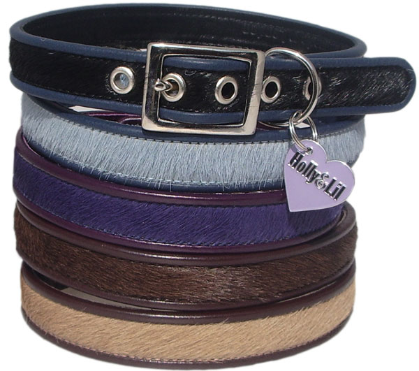 The Pebbles Collection<br>Dog Collars