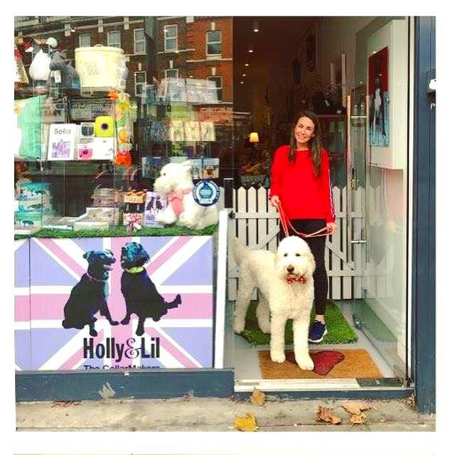 Holly&Lil The Shop & Pet Spa at 90 Tower Bridge Road